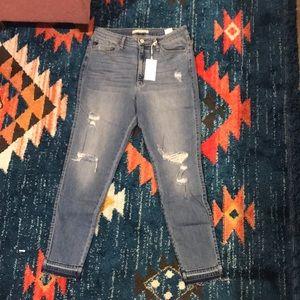 NWT Kancan Jeans